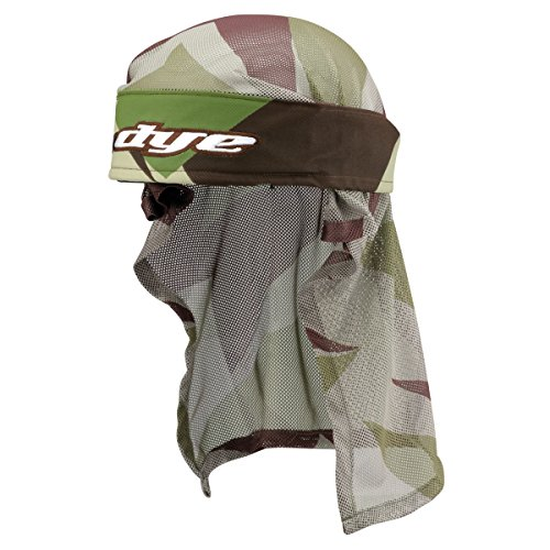 Dye Precision Headwrap - Barracks Olive