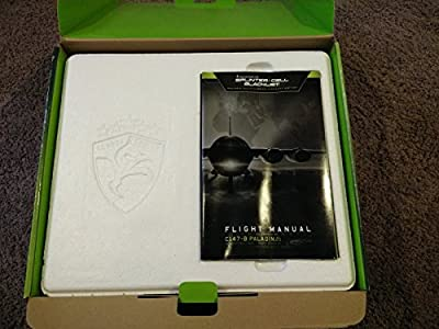 Tom Clancy's Splinter Cell Blacklist Paladin C147 Aircraft Edition RC Plane (RTF Aircraft Only, game sold separate)