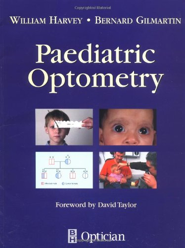 Paediatric Optometry, 1e