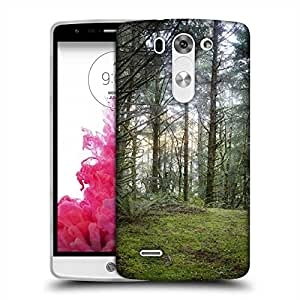 Snoogg Multiple Branched Tree Designer Protective Phone Back Case Cover For LG G3 BEAT