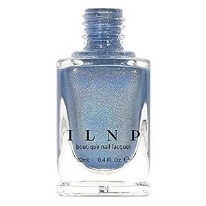 ILNP Cosmetics, Inc. Ilnp Peri Me Periwinkle Holographic Nail Polish