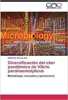 Diversificación del clon pandémico de Vibrio