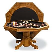 Signature Combination Game Table (Oak)