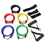 Gonex Resistance Bands with 5 anti-sn...