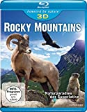 Image de Rocky Mountains 3D - Naturparadies der Superlative (Blu-ray 3D) [Import allemand]