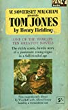 Tom Jones, a film script