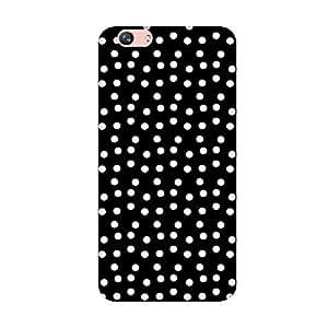 FASHEEN Premium Designer Soft Case Back Cover for Oppo F1 S