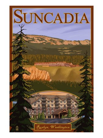 Roslyn, Washington, Suncadia Resort
