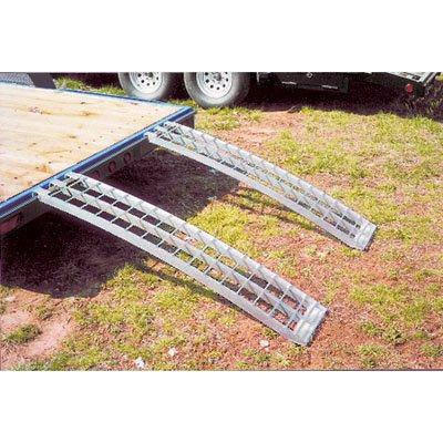 Five Star Loading Ramp Set - 60in.L x 12in.W, 5,000-Lb. Capacity