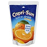 Capri-Sun Juice Drink Orange 200ml (Pack of 10)