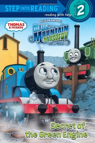 Thomas & Friends: Secret of the Green Engine (Step Into Reading. Step 2)