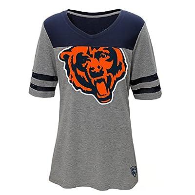 "NFL Junior Girls ""Football"" Tee Short Sleeve Tee"