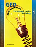 img - for Lanuguage Arts, Writing. 1 (GED Skill Workbook) book / textbook / text book