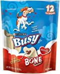 Busy Bone Dog Treat, Mini, 21-Ounce P...