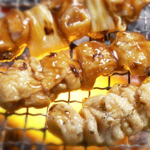 宮崎県産若鶏 焼き鳥50本セットbh