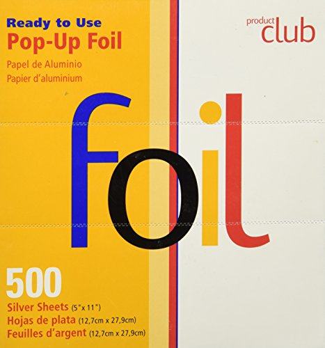 Product Club Foil Sheets 500 Count Pop Up (Pop Up Foil Sheets compare prices)