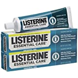Listerine Essential Care Toothpaste Gel Original Powerful Mint