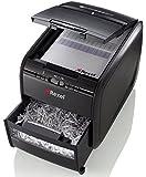 Rexel Destructeur de documents de Document coupe croisée Auto+ 60X, 60 feuilles àla fois