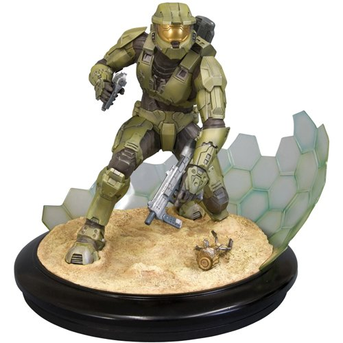 Picture of andreasinc HALO 3 Master Chief Version 2 ArtFX Statue Figure (B001VNDR3C) (Halo Action Figures)