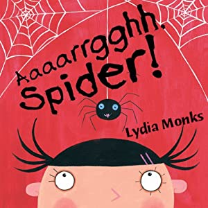 Aaaarrgghh, Spider! Audiobook