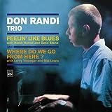 Feelin' Like Blues / Don Randi