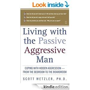 Communication style passive aggressive chart