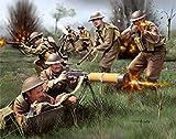 Revell Modellbausatz 02597 - Britische Infanterie
