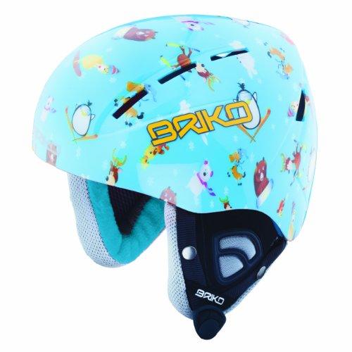 Briko Kodiak Ino, Casco da sci, 013222Z5-ONE, Blu