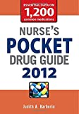 img - for Nurse's Pocket Drug Guide 2012 book / textbook / text book