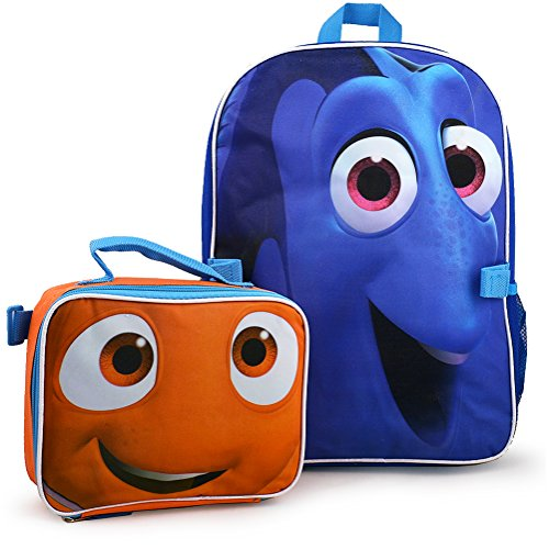 Disney Finding Dory & Nemo Backpack set