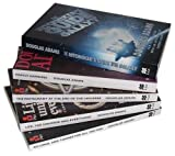 Hitchhiker's Guide to the Galaxy (5 Books Set)