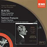 Ravel : Concerto pour piano en sol majeur - Concerto pour la main gauche - Gaspard de la nuitpar Maurice Ravel