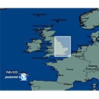 England East - Lowrance Map