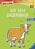 Spiel & Spaß - Sticker-Malspaß: Auf dem Bauernhof