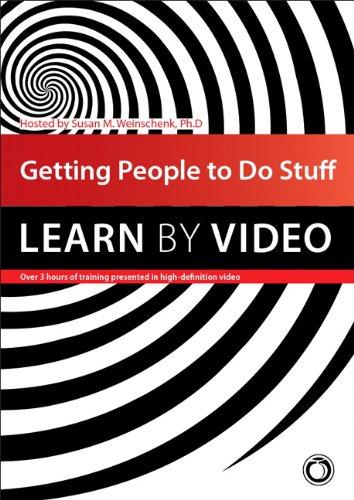 Amener les gens à faire des choses : apprendre en vidéo