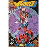 X-FORCE #2, September 1991 (Volume 1)