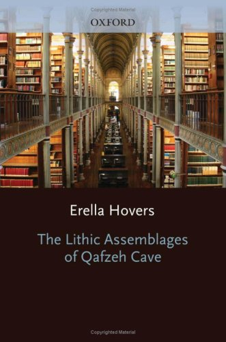 The Lithic Assemblages of Qafzeh Cave (Human Evolution)