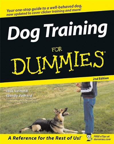 Download Dog Training For Dummies Pdf By Jack Volhard
