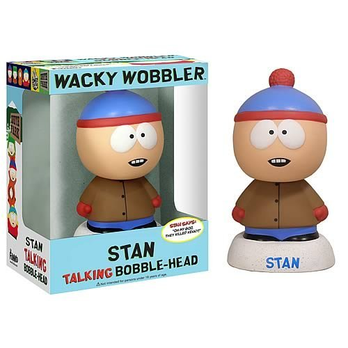 Talking Stan Wacky Wobbler