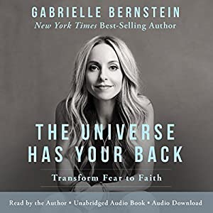 The Universe Has Your Back Audiobook