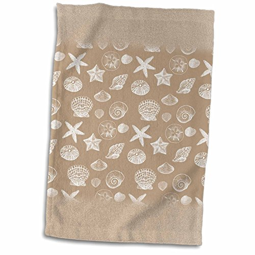 51qci6Zz1mL Our 51 Favorite Beach Themed Hand Towels