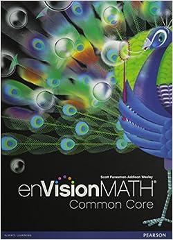 Amazon.com: enVision Math Common Core, Grade 5 ...