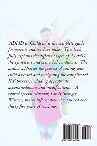 ADHD in Children: What Schools Don't Want You to Know- But a Retired Teacher Does!