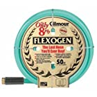 Gilmour 10 Series 8 Ply Flexogen Hose 1/2 inch x 50 Feet #10-12050 Green