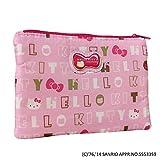 【 DEARISIMO ディアリッシモ 】 HELLO KITTY × DEARISIMO 3zip マザー バッグ ベビー バッグ ポーチ (2006 PINK)