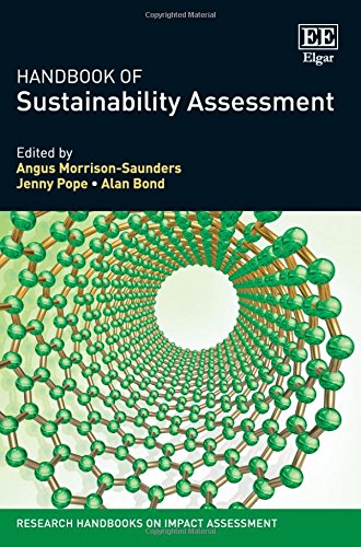 Handbook of Sustainability Assessment (Research Handbooks on Impact Assessment Series)