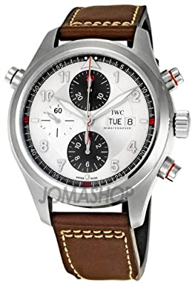 IWC Spitfire Double Chronograph Mens Watch IW371806