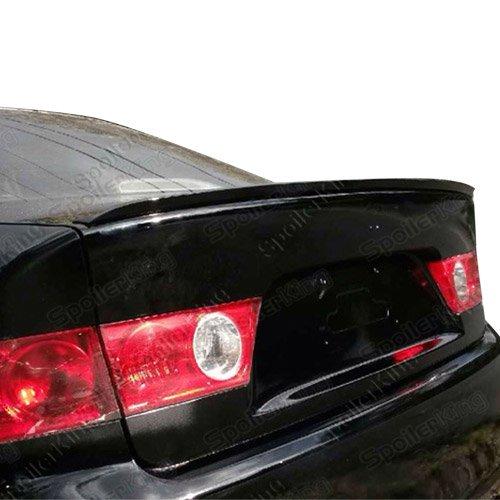 Acura TSX Trunk Lip Spoiler (700814236328) Vehicles Parts