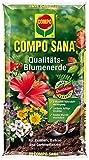 COMPO SANA® Qualitäts-Blumenerde, Universalblumenerde mit...