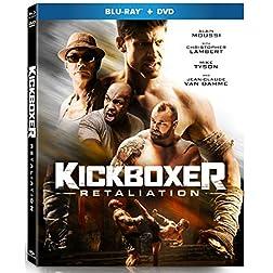 Kickboxer Retaliation [Blu-ray]